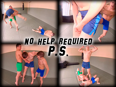 No Help Required 2