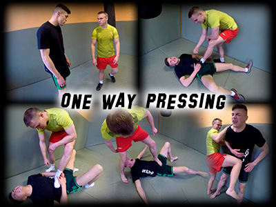 One Way Pressing