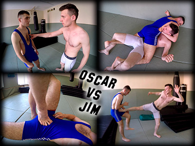 Oscar vs Jim