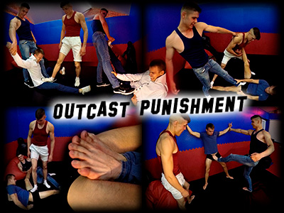 Outcast Punishment