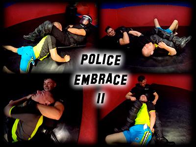 Police Embrace 2
