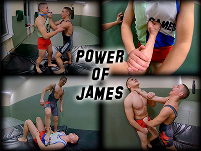Power of James