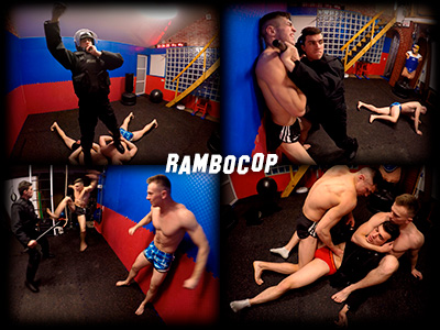 Rambo Cop