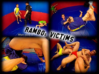 Rambo's Victims