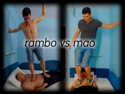 Rambo vs Mao