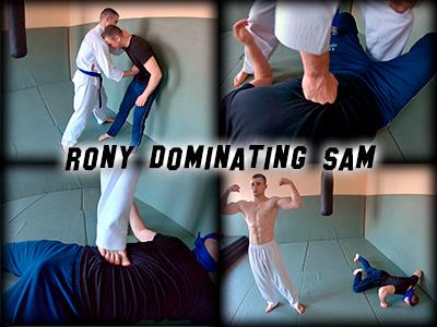 Rony Dominating Sam