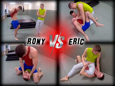 Rony vs Eric