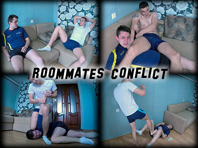 Roommate Conflict