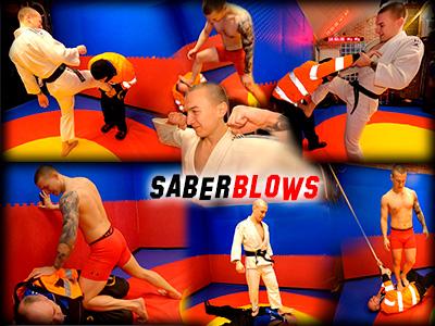 Saber Blows