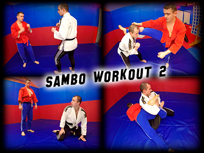 Sambo Workout 2