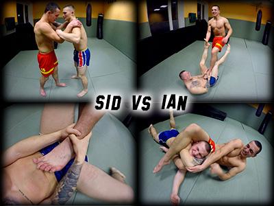 Sid vs Ian