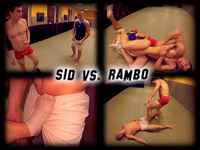 Sid vs Rambo