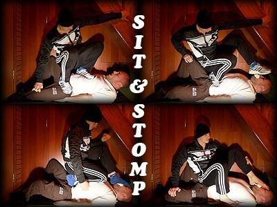 Sit & Stomp