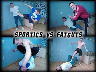 Sportics vs Fatguts