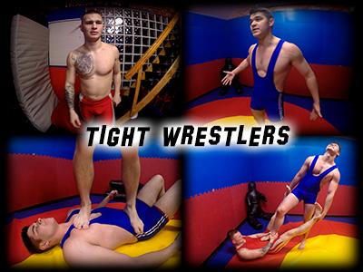 Tight Wrestlers