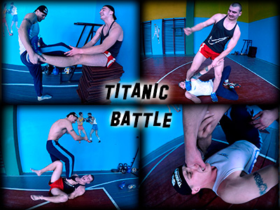 Titanic Battle