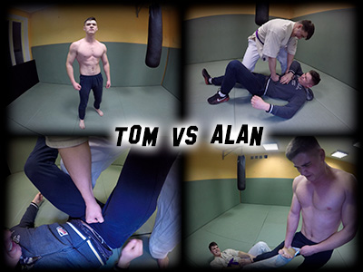 Tom vs Alan