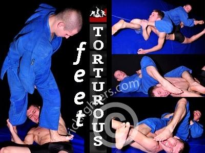 Torturous Feet