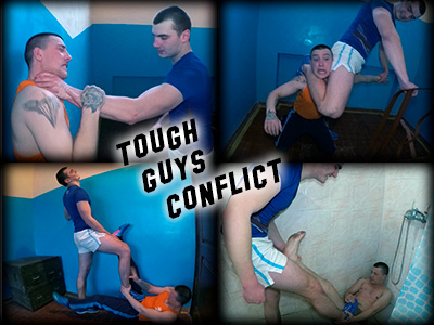 Tough Guys Conflict
