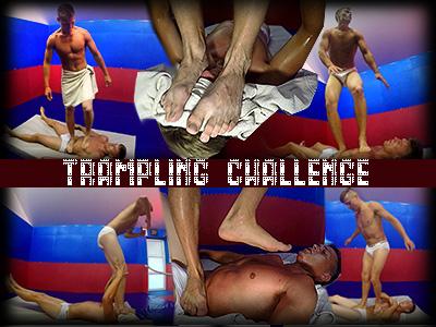 Trampling Challenge