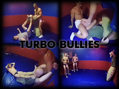 Turbo Bullies Barefoot