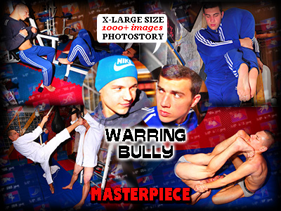 Warring Bully (XL)