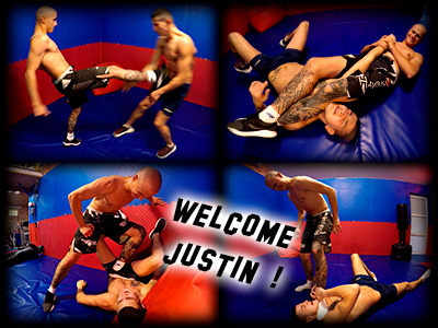 Welcome Justin