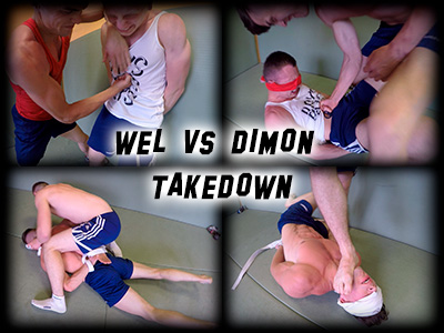 Wel vs Dimon Takedown